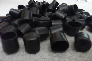 Rubber Chair Table Leg End Caps Furniture Covers New Ebay