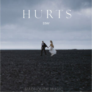 HURTS  CD STAY LIVE  REMIX set w Kylie Minogue Cover Confide In Me NEW unpl - STOKE ON TRENT, United Kingdom - HURTS  CD STAY LIVE  REMIX set w Kylie Minogue Cover Confide In Me NEW unpl - STOKE ON TRENT, United Kingdom