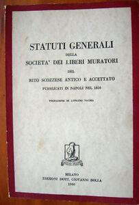 Statuti-Generali-della-Societa-dei-Liberi-Muratori-ediz-Bolla-1960