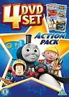 Hit Favourites - Action Pack (DVD, 2011, 4-Disc Set)