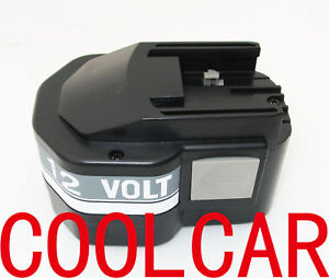 Battery-For-MILWAUKEE-AEG-12V-B-3-0Ah-Ni-MH-4932376508-BEST-12X-LokTor-S12PX-OZ