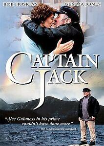 Captain Jack (DVD, 2005)