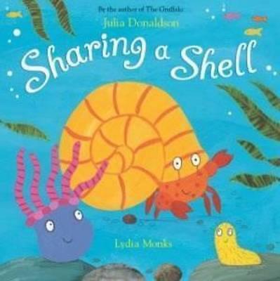 Sharing a Shell, Julia Donaldson, New Book