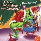 How the Grinch Stole Christmas/Horton Hears a Who by Dr. Seuss (CD, Oct-1999, Rhino (Label))