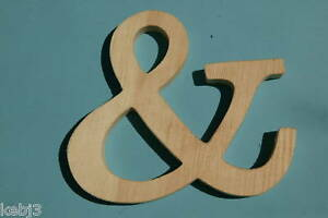 WOODEN-LETTERS-A-Z-amp-19cm-7-5-034-11-5cm-4-5-034-Tall