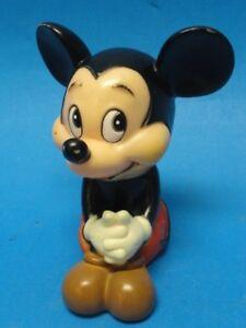Vintage Mickey Mouse Plastic Coin Piggy Bank Korea Ebay