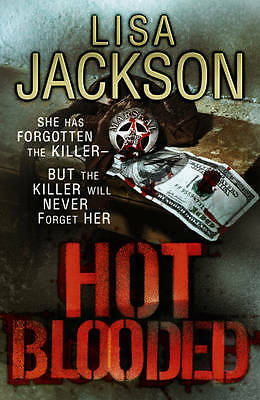 Hot Blooded (New Orleans Thrillers)-ExLibrary