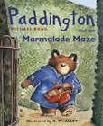 Paddington and the Marmalade Maze by Michael Bond (Hardback, 1999)