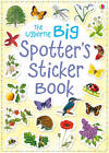 Big Spotter's Sticker Book by Various (Paperback, 2011)