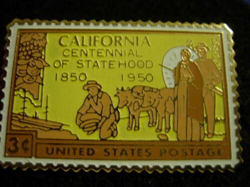 California Hat Lapel Pin HP4116