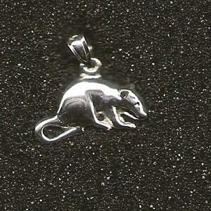 Sterling-Silver-MOUSE-RAT-Pendant-Charm-Made-in-USA-128