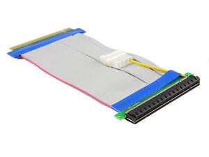 PCIe-x16-Flexible-Extender-Cable-w-Molex