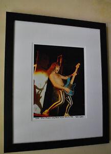 Iron-Maiden-Steve-Harris-fine-art-photo-live-Long-Beach-1983-rare-signed-2-100