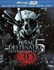 Final Destination 5 (Blu-ray/DVD, 2011, 2-Disc Set, Canadian French 3D)