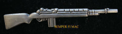 M-14 COMBAT RIFLE 7.62 MM PIN US ARMY MARINES NAVY AIR FORCE USCG VIETNAM