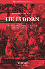 He is Born by Oxford University Press (Sheet music, 2004)
