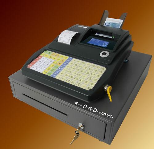 Olympia CM 942 F , Registrierkasse / Kasse (GASTRO) , Inkl. Software +