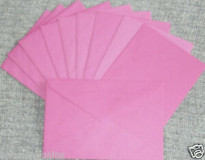 gt-10-lt-Greeting-Birthday-Holiday-Shower-Wedding-Party-BLANK-ENVELOPES-for-Cards-NEW