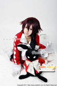 Pandora Hearts Alice Cosplay Wig Costume 130cm Ebay