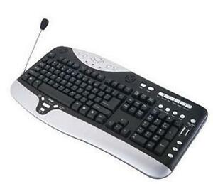 Multimedia-Keyboard-with-Speakers-Microphone-and-Skype