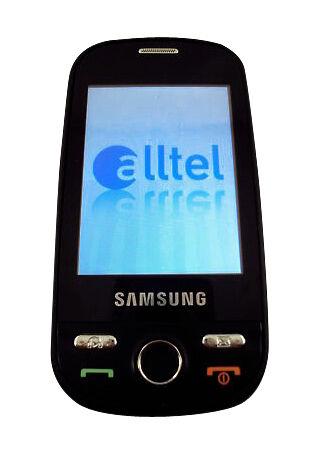 samsung messager touch sch r631 black cricket cellular phone ebay rh ebay com Samsung Comment 2 Samsung Messenger Touch Problems