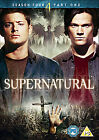 Supernatural - Series 4 Vol.1 (DVD, 2009, 3-Disc Set)