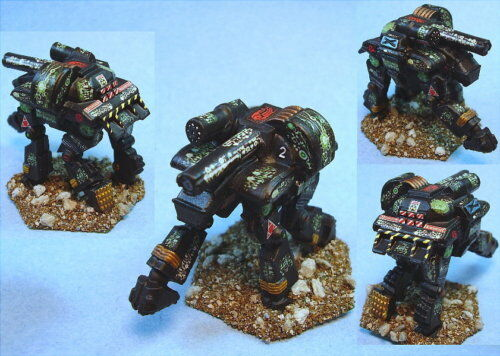 Battletech Pintado Goliath battlemech Tt