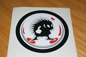Melandri-HEDGEHOG-Sticker