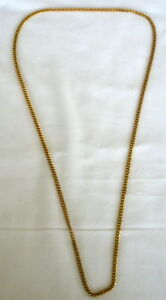 Wholesale-Stainless-Steel-Continuous-Gold-Plated-Chain-24-Inches-10-for-20-00