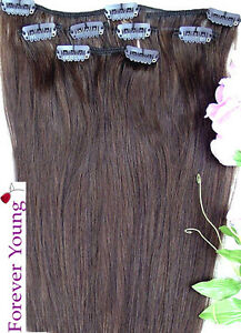 16-18-20-Med-Brown-Clip-in-HUMAN-HAIR-EXTENSION-4