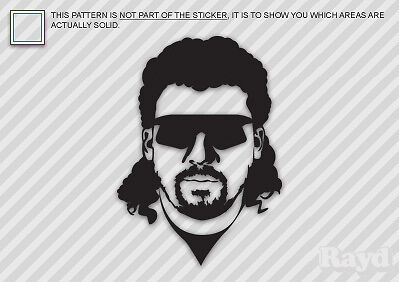 Kenny Powers Sticker Decal Die Cut eastbound & down vinyl