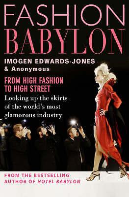 Fashion Babylon, Edwards-Jones, Imogen, Acceptable Book