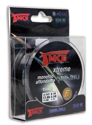 FILO TAKE 0.16mm KG 3.50 EXTRA AFFONDANTE 9905