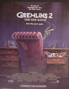 1990-GREMLINS-2-SI-FI-MOVIE-CIGAR-SMOKING-ALIEN-ART-AD