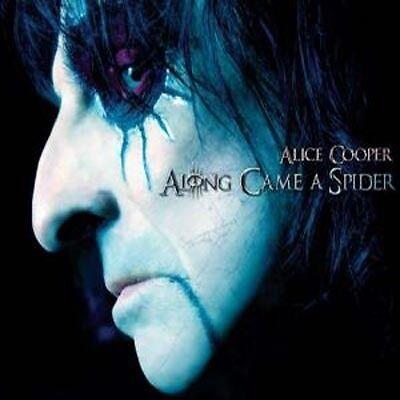 ALICE COOPER Along Came A Spider CD BRAND NEW Bonus Tracks