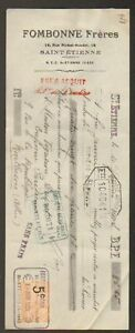 SAINT-ETIENNE-42-SOIERIE-034-FOMBONNE-Freres-034-en-1924