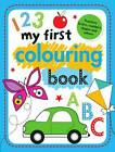 My First Colouring Book by Chris Scollen (Paperback, 2011)