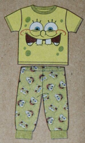 New Boys 2 Piece Boxed PJ Pajama Outfit Toy Story Thomas Elmo Cars SpongeBob