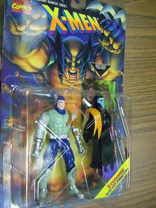 X-Men-X-Cutioner-1995-Mutant-Genesis-series-light-green-version