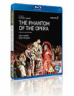 The Phantom Of The Opera (Blu-ray, 2011, 2-Disc Set)