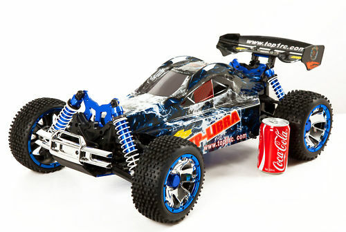 TOP1RC TP-LIBRA 2.4GHZ 1/5 4WD RC CAR ELECTRIC BRUSHLESS BUGGY