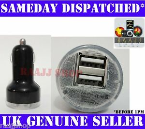 DUAL-USB-IN-CAR-CHARGER-FOR-IPHONE-3G-3GS-4-IPAD-IPOD-039-s