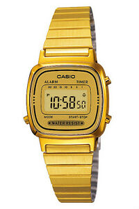 CASIO-LA670WGA-9-LADIES-GOLD-TONE-STAINLESS-STEEL-CLASSIC-VINTAGE-CASUAL-WATCH