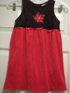Girls Size 6 Christmas Dress hd gallery