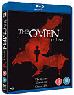 The Omen Trilogy - The Omen/Damien - Omen 2/Omen 3 - The Final Conflict (Blu-ray, 2008, 3-Disc Set, Box Set)