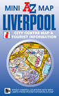 Liverpool Mini Map by Geographers' A-Z Map Company (Sheet map, folded, 2012)