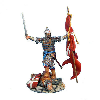 FIRST LEGION CRU026 Mamluk Leader Stands on Crusader
