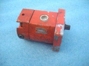 Hydraulikmotor Orsta 12/20.0.020 TGL37070 reg. Neu