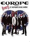 Europe - Live At Shepherd's Bush, London (Blu-ray, 2011)