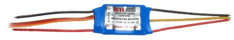 JETI Advance 08 plus 8A Brushless ESC